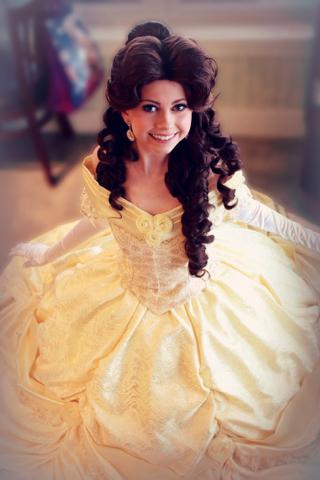 Princess Belle from Ella's Enchanted Events